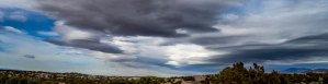 20160098DC Evening Clouds, NM 2016