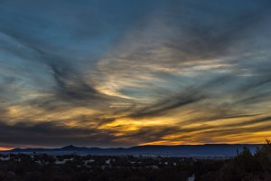20161295DC Flying Clouds, NM 2016
