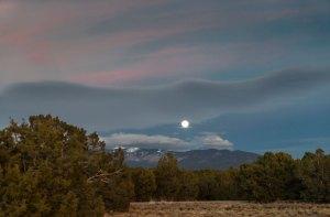 20170008DF Moon Over Jemez, NM 2017