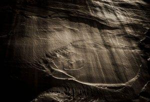 73134DF-2 Sunlit Wall, Utah 2013