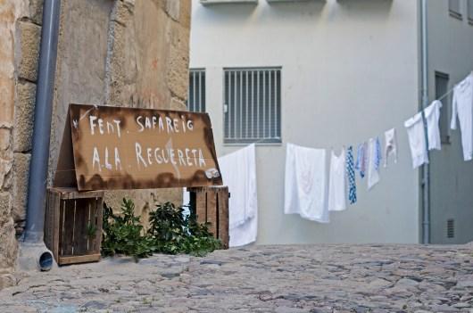 Safareig (Balaguer - fira medieval 2012)