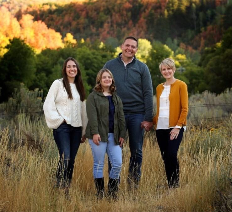 Joani's Family
