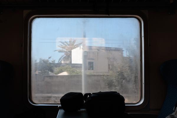 Ventanilla de tren