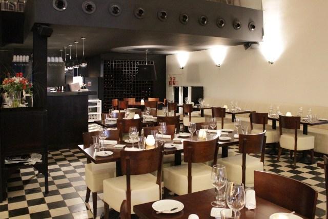 8Chef Cordeiro s restaurant Lisbon