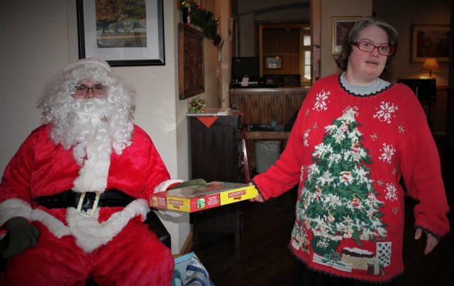 Shawnee Inn holiday traditions