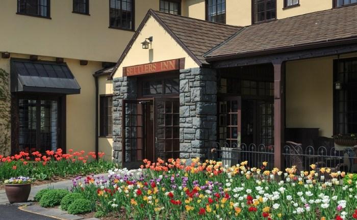 Hawley historic lodging