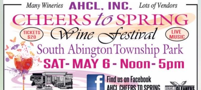 Abington Heights Civic League, Inc. AHCL Wine Festival
