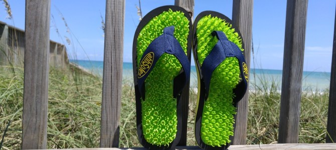 AhhSoles: the traditional flip-flop has evolved
