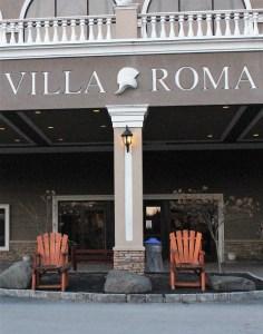Villa Roma by Joan Mead-Matsui
