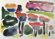Landscape, Connemara, 1988