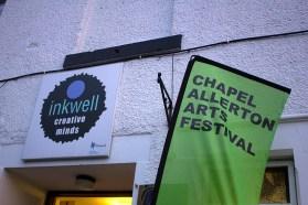 Inkwell & Chapel Allerton Arts Festival Partnership