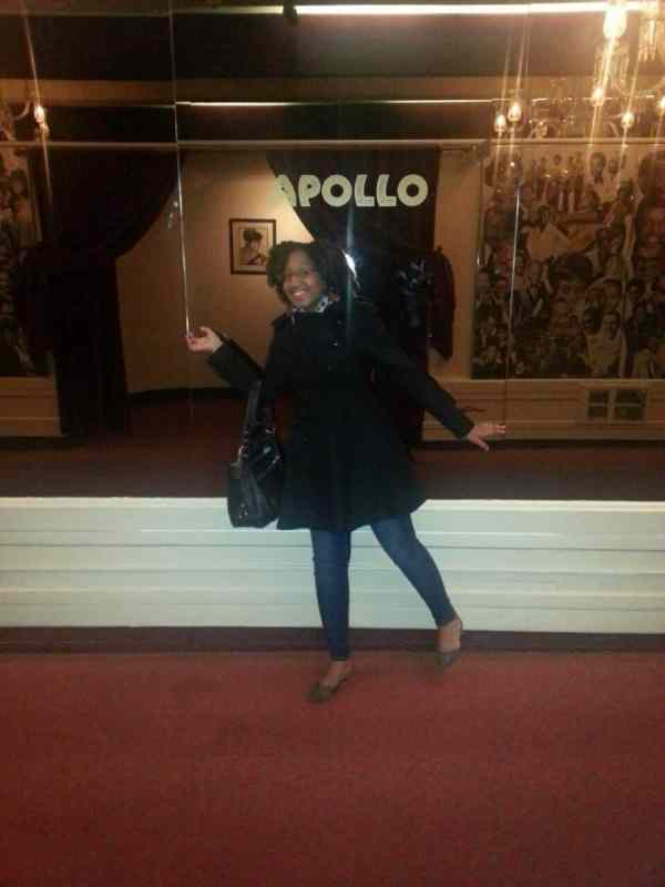 Jazz at the Apollo Theater