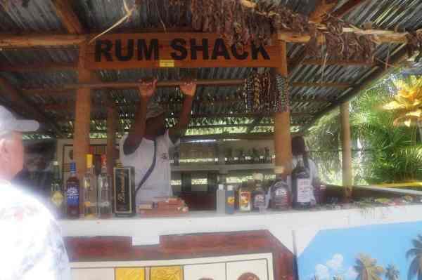 Rum Shack Puerto Plata