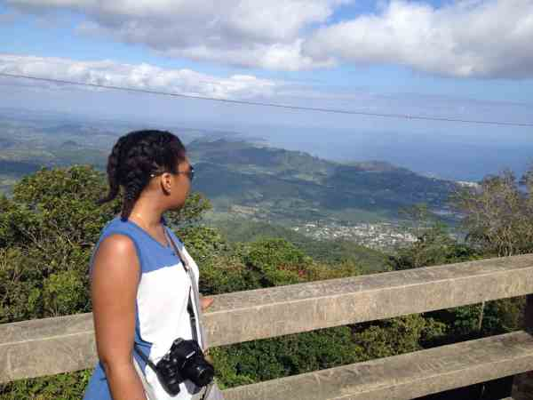 Puerto Plata Mount Isabel de Torres Country View