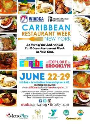 Caribbean Restaurant Week 2015