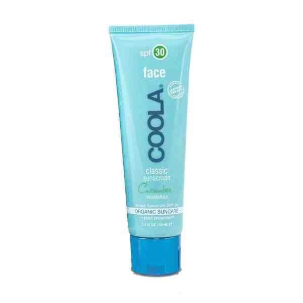 COOLA Cucumber Sunscreen Moisturizer