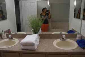 Villa Rental Bathroom