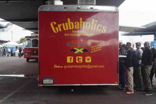 Grubaholics Truck