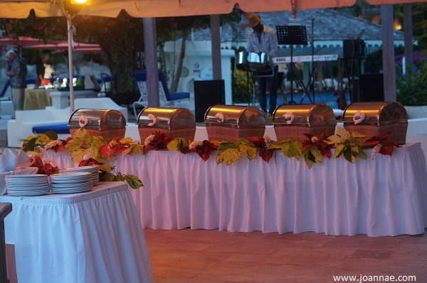 Bougainvillea Beach Resort BBQ Buffet