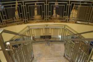Sheraton Brooklyn Lobby Stairs