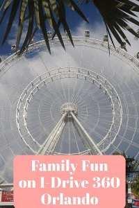 Family Fun on I-Drive 360 Orlando