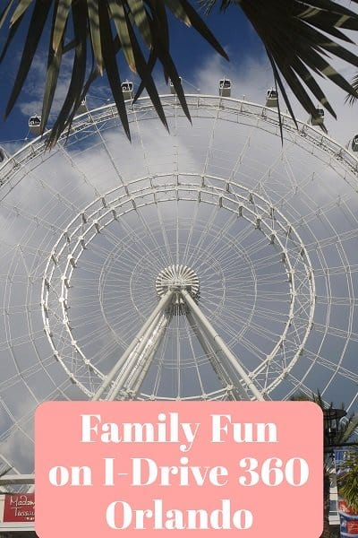 Family Fun on I-Drive 360 Orlando