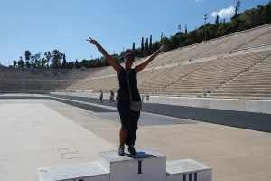 Olympic Stadium Greece