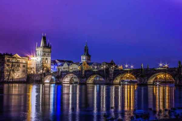 Romantic Destinations - Prague