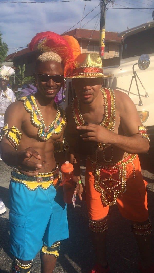 Dyson Knight Road Fever Parade - Bahamas Junkanoo Carnival Weekend