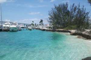 Warwick Paradise Island beach view
