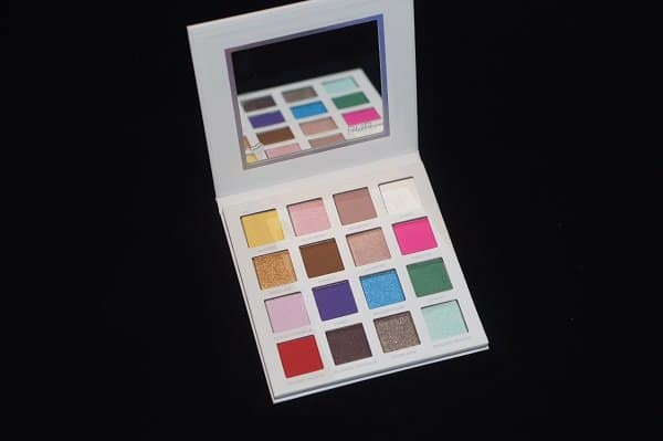 My Little Pony The Movie Collection eyeshadow palette