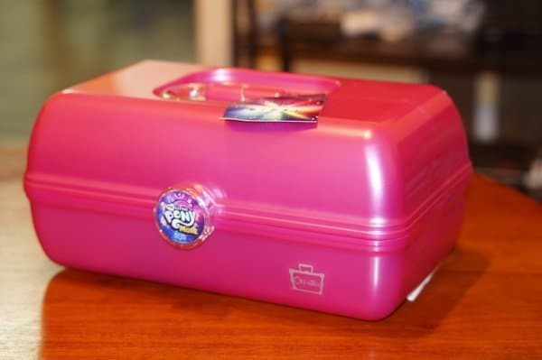 PÜR Cosmetics My Little Pony The Movie Caboodle case