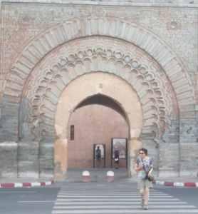 Doors in Morocco Marrakech