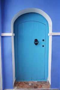 Doors in Morocco Chefchaouen 5