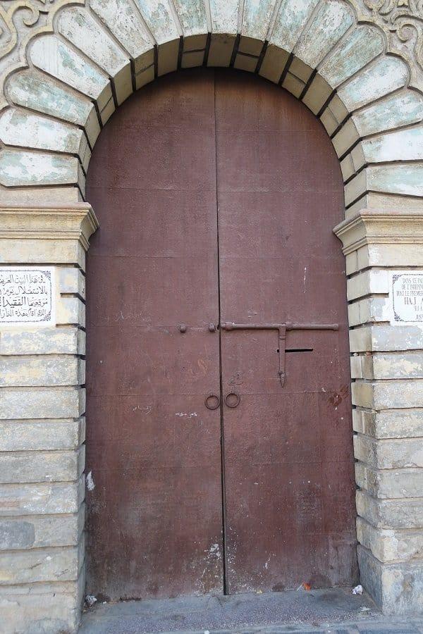 Doors in Morocco Fez 2