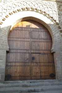 Doors in Morocco - Rabat 1