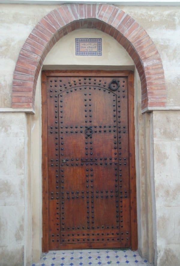 Doors in Morocco - Rabat 2