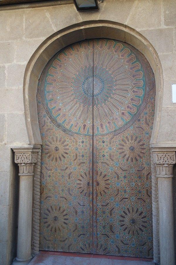 Doors in Morocco - Rabat 3