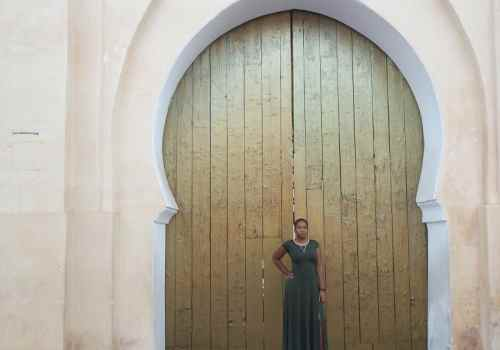 Photo diary of Beautiful Moroccan Doors