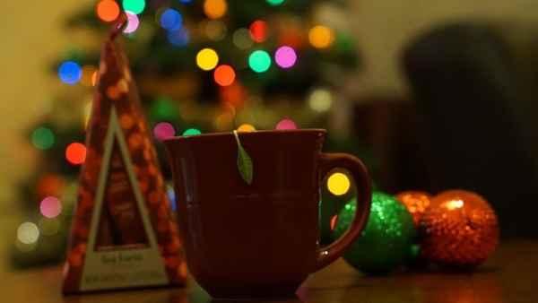 Cozy Up for the Holidays with Tea Forté Teas