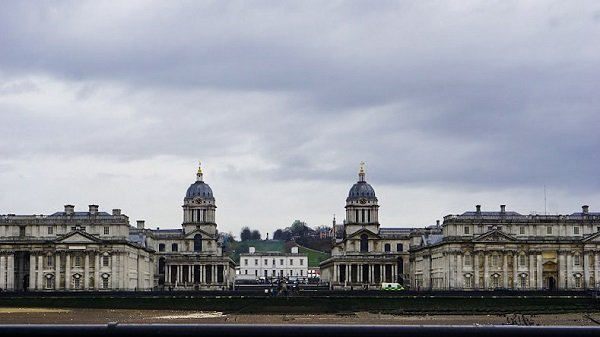 London Itinerary Old Royal Naval College
