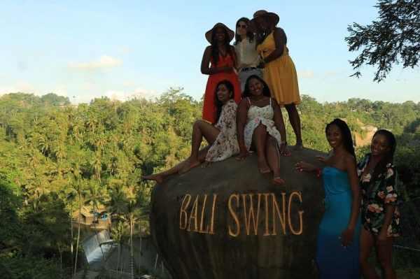 Photo worthy Places in Bali - Bali Swing Ubud
