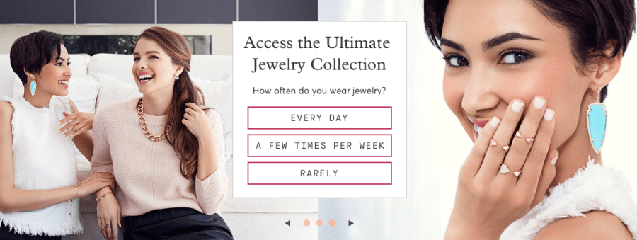 Subscribe to RocksBox for monthly designer jewelry, straight to your mailbox.