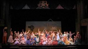 Charleston Stage Oklahoma