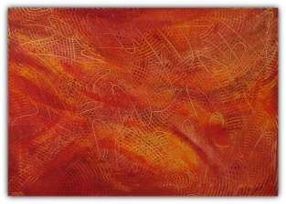 PAINTING ON CANVAS, ACRILIC, SIZE 50x70 CM (19,68x27,56 INCH), CATALOGUE NO. 33, STATUS: AVAILABLE