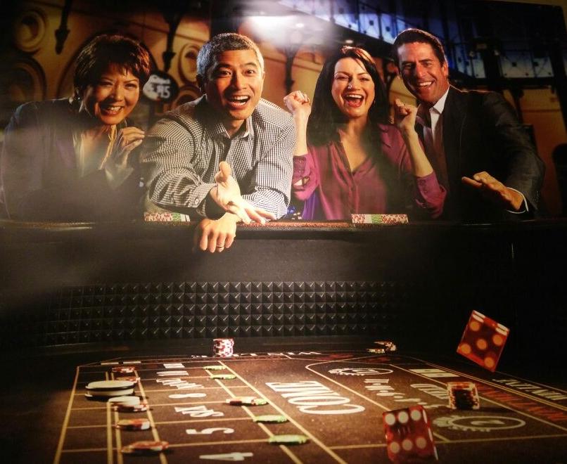 Treasury Casino photoshoot