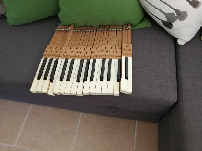 , I bought a Beale piano!