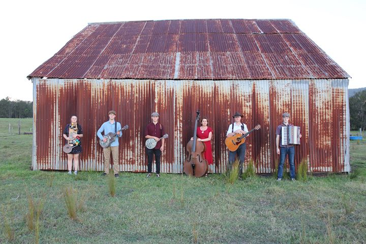 Haystack Mountain Hermits country music Queensland Australia, 'Going Home', Haystack Mountain Hermits CD review