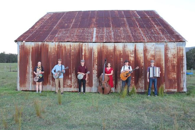 , 'Going Home', Haystack Mountain Hermits CD review