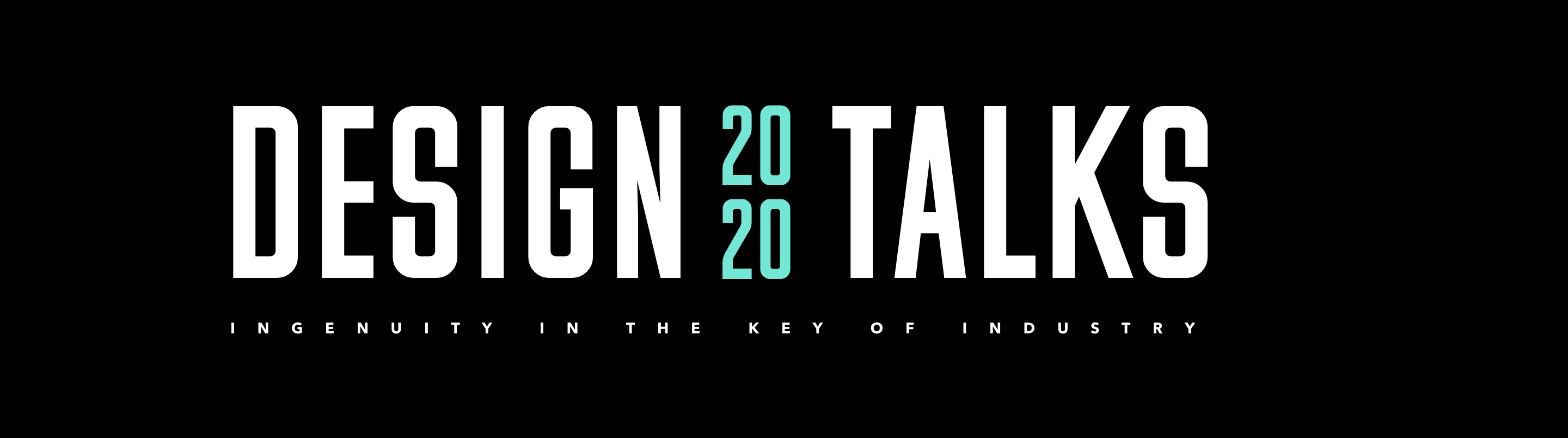 Design 2020 Talks